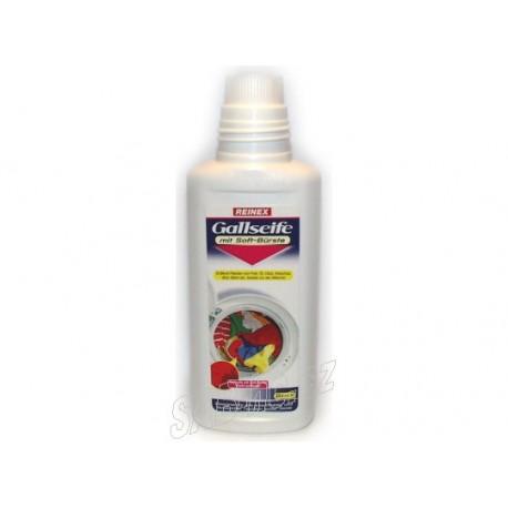 Žlučové mýdlo 250ml s kartáčkem Reinex