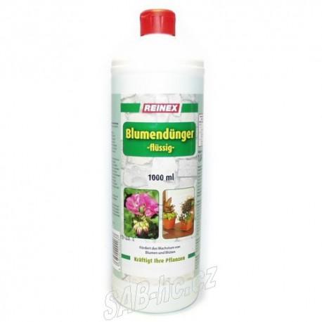 Hnojivo na květiny 1000 ml Reinex