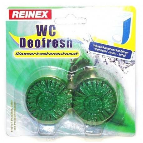 WC deoblok zelený 2ks REINEX