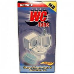 WC čistící tablety 16ks REINEX