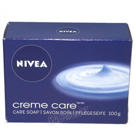 Nivea mýdlo 100g creme care