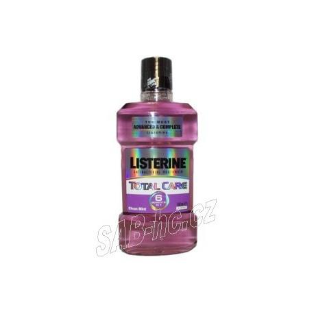 Ústní voda Listerine TotalCare 500ml